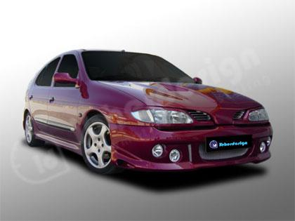 Body kit Renault Megane - Tribute STD